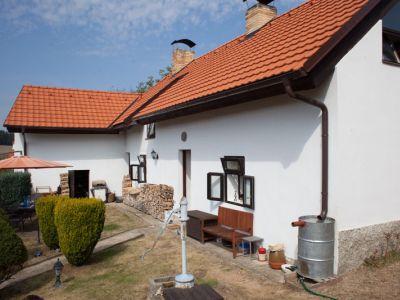 Jak se zateplovala střecha chalupy na Dobříšsku
