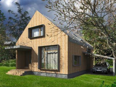 Představujeme nízkonákladové dřevostavby MYSET