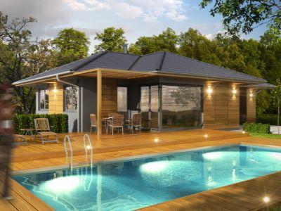 Čím zaujme typový bungalov Rouge?