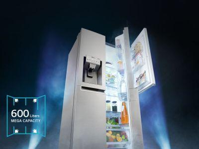 Logo 7důvodů, proč se nespokojit sobyčejnou ledničkou