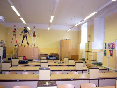 Jak větrat interiér školy