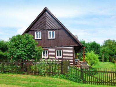 Jaké dřevo je vhodné na štíty domů?