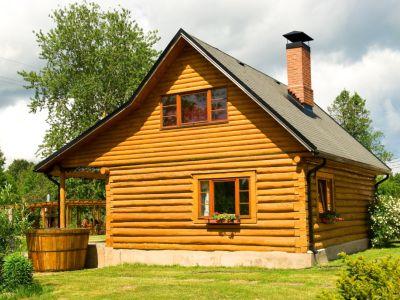 Logo Přihlaste svou dřevostavbu doankety Dřevěná stavba roku 2017
