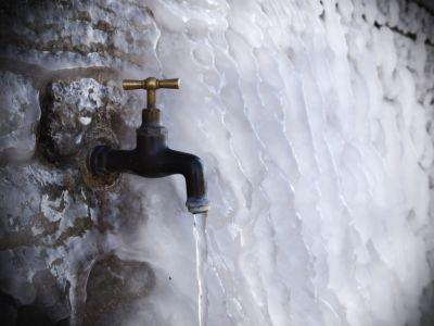 Logo Jak zabránit zamrznutí venkovního vodovodního potrubí