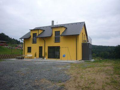 Pasivní dům podpořený dotací