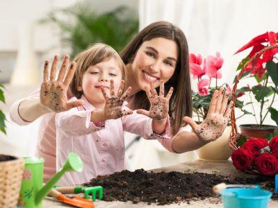 Začněte učit děti zahradničit již nyní