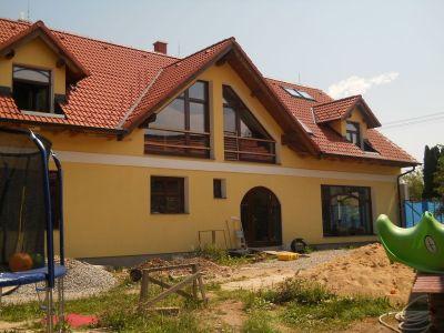 Přestavba venkovského domu