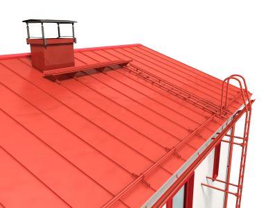 Udělejte svou střechu bezpečnou