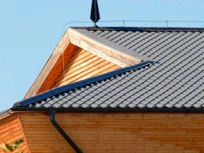 Opláštění střechy kvalitním plechem