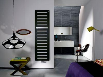 Logo Designové radiátory svysokým podílem sálavého tepla