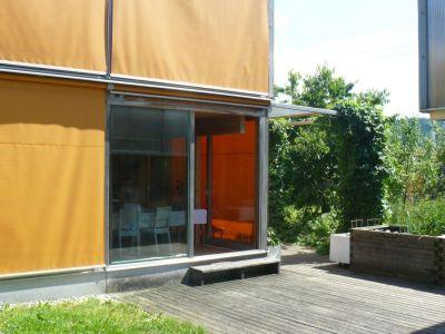 Bydlení a podnikání v přírodní zahradě