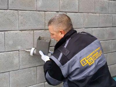 Představujeme české betonové zdivo, které nepotřebuje omítky