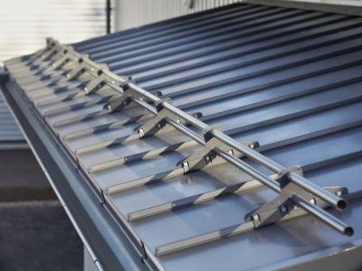 Novinky v zabezpečení střech