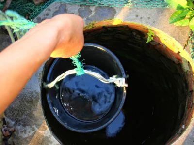 Logo Jak, kdy aproč čistit vodu vestudni