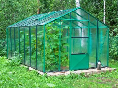 Logo Zhodnoťte zahradu skleníkem!