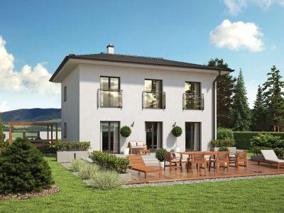Nízkoenergetické a pasivní rodinné domy montované z keramického betonu