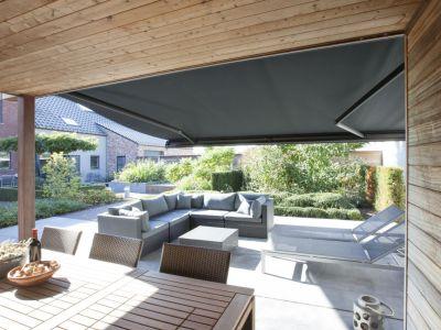 Příjemný stín pro vaše terasy a balkony