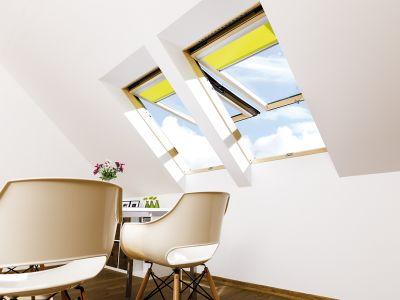 Logo Poznejte výhody střešních oken FAKRO