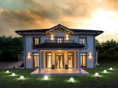 Logo Představujeme rodinný dům Rezidence Prestige