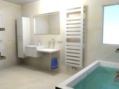 20 nejlepších návrhů koupelen s designovými radiátory Zehnder