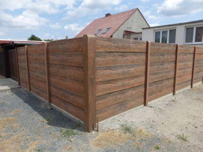 Dobrý plot dělá dobré sousedy