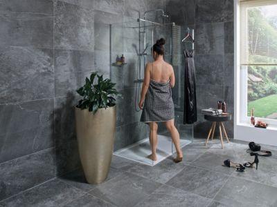 Logo Ani tropy nedonutí některé Čechy kčastějšímu sprchování