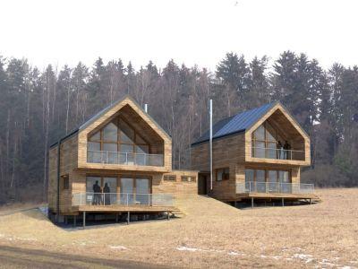 Logo Studenti staví domy nezávislé nainženýrských sítích -soutěží oprestižní cenu!