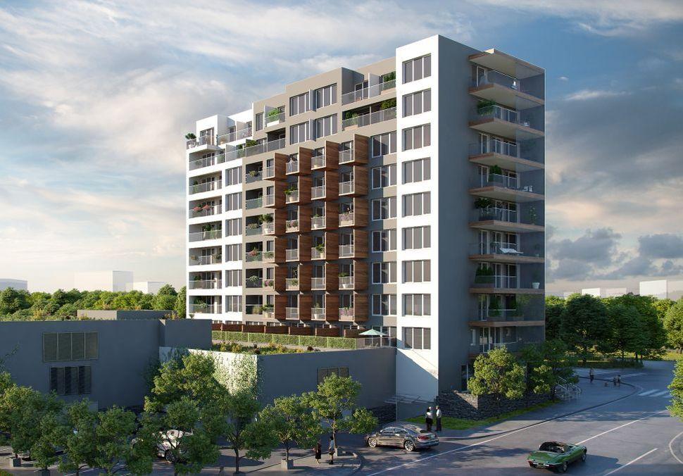 Logo Hledáte bydlení vPraze sneomezeným výhledem amaximem světla? Francouzská okna jsou hit.