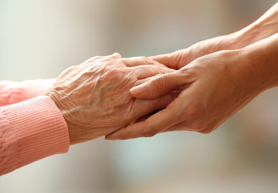 Logo Anděl nadrátě poskytuje vdobě nouzového stavu pomoc seniorům ZDARMA
