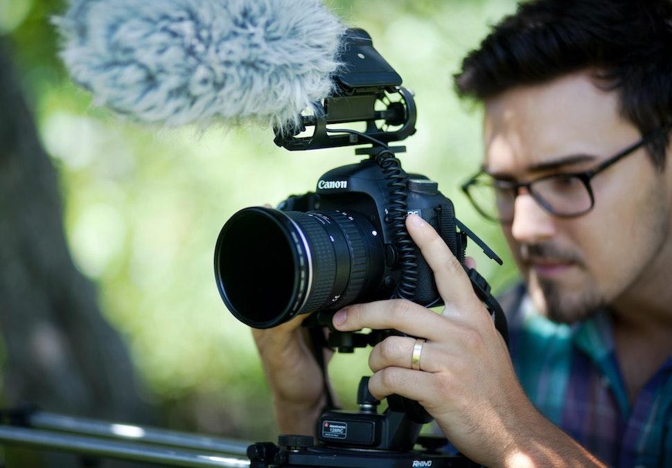 Logo Videoprohlídky swow efektem? Potřebujete profi výbavu nebo profi dodavatele