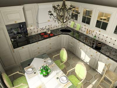 Obklady do kuchyně retro