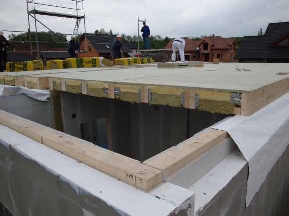 Betonový strop svépomocí