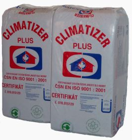 Foukaná izolace climatizer