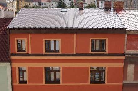 Bitumenové pásy na střechu