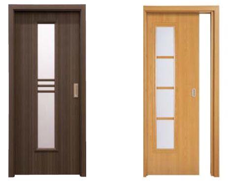 Posuvné dveře do pouzdra koupelna