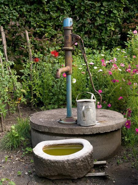 Ручная колонка для воды своими руками фото - ЛЕГИОН