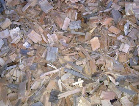 Dřevní štěpka cena 2016