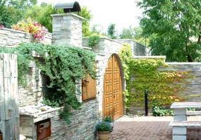 KwR Kovář- Zahrada u rodinného domu
