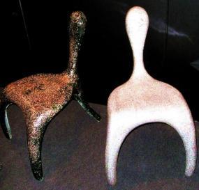 Amorphic chair