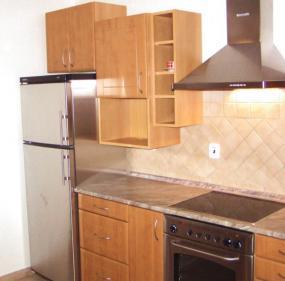 Foto Jindra- kuchyň