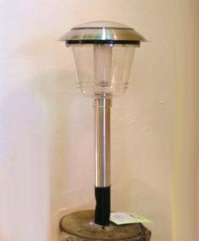 Solární lampa Domilux
