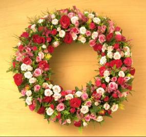 Foto Holandská květinářská kancelář.