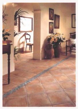 Klasický střep+glazura - Sierra Carson (Ricchetti). Foto OBKLADY a DLAŽBY VILÍMEK.