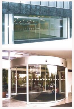 A.T.A. technik spol. s.r.o. - automatické dveře, vrata, prosklené stěny.