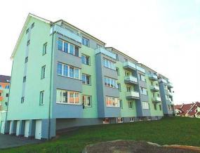 Foto Bytový dům B3, Třebíč, ul. Táborská.