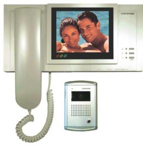 Foto DS Technik. Videotelefon.