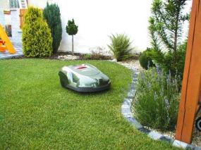 Foto Hajný - zahradnické práce.