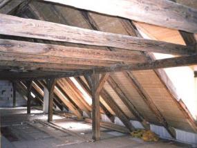 Foto THERMO - STŘECHY s.r.o. - dokonale zateplená střecha.