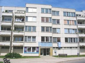 Foto Wüstenrot-stavební spořitelna. Před renovací.