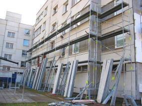 Foto Wüstenrot-stavební spořitelna. Renovace.